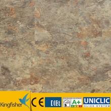 "5.0, 0.3W/L Stone design LVT Luxury vinyl tile PVC flooring 12""*24"", 18""*18"", 24""*24"""