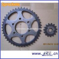 SCL-2013010207 Motorcycle Sprocket For BAJAJ PULSAR DTSI Spare Parts