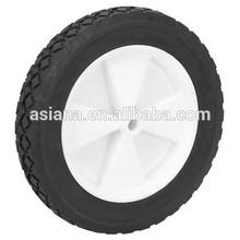 Solid 10 Inch Rubber Wheels RW-008