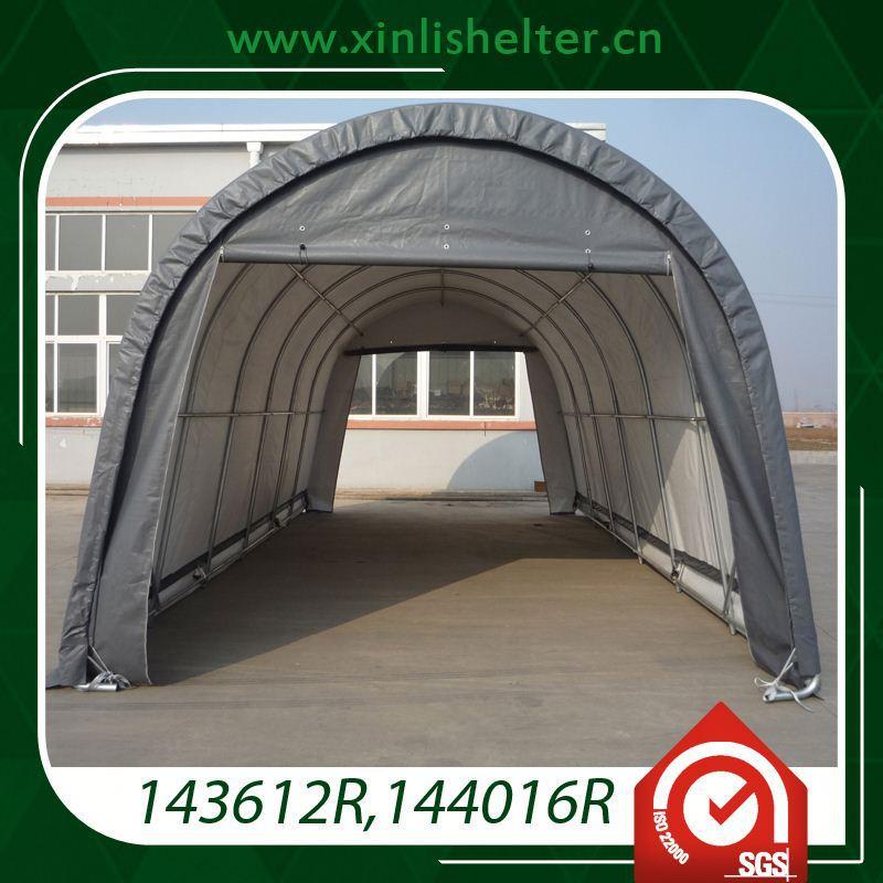 Foldable Car Tent Garage Covers : Portatif çadır katlanır garaj araba örtüsü göster Çadır
