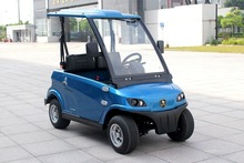 2 seater mini electric car price DG-LSV2 EEC approved