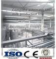 Completa leite fresco linha de produção / máquina de leite