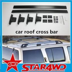 car cross bar roof Rack aluminum nissan pathfinder accessories