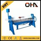 "INT'L ""OHA"" Brand Manual Folding Machine OHA-1.5x2500 CQC Certification, hand brake press"