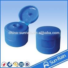 flip top cap plastic detergent screw cap screw plastic bottle top cap