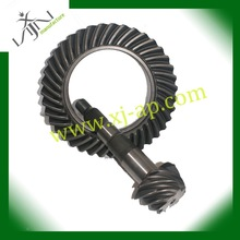used toyota hilux pick up, crown and wheel pinion gear for toyota hilux series