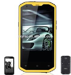 Hot 2015 No.1 X2 X-Men IP68 5.5'' Quad core phone 4G FDD LTE Android 4.4 Mobile Phone 1GB RAM IP68 Phone No.1 X2