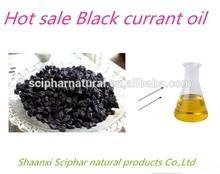 100% Natural Black Currant Oil rich in GLA