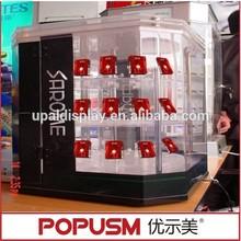 Acrylic Smoke Display Stand Transparency Smoke Table Advertising Display