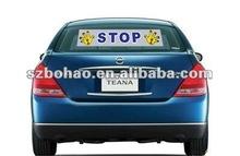 music sound activated car sticker--Popularest el car sticker Designs