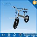 Profesional oem de la alta calidad del nuevo diseño popular de la aleación de aluminio del bebé bike balance / niños en bicicleta
