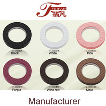 V Series Plastic Eyelet curtain eyelet ring