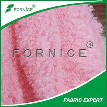 lion fur fv fleece fabric making soft toys and garments