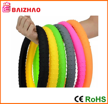 promotion Silicone Steering Wheel Cover/Silicone Steering Wheel Cover