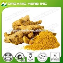 Hig quality Curcuminoids 95% Turmeric p.e. Curcumin Extract