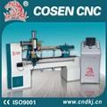 caliente 2015 nuevos productos de madera de la máquina del torno torno torneado cnc torno de madera