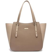 Wholesale lastest fashion women genuine leather handbag in los angeles