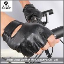 China supplier high quality stylish bike glove no fingers