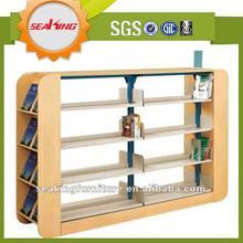 Libreria commerciale mobili, steel libreria diffusore da scaffale