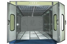 WLD8300 ( CE ) water base painting spraying booth