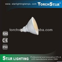 15W compact fluorescent PAR30 E27 base light