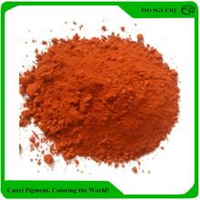 durable Iron Oxide Red color concrete colouring pigments