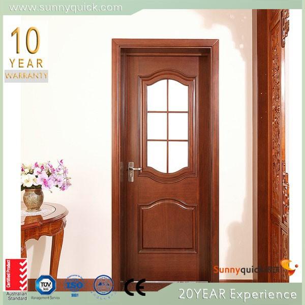 Porte bois interieur moderne images - Porte de chambre en bois ...