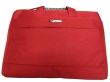 2015 fashion chinese red computer bag laptop messenger bag lady laptop bag