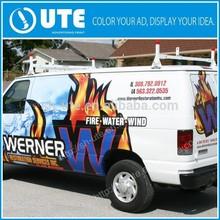 Car graphics vinyl wrap promotion sticker Advertising vehicle graphics printing