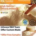 de alta calidad personalizar polvo de queso cheddar fabricante