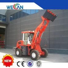 4 WD articulated wheel loader mini 912,hydraulic CE certification articulated mini wheel loader 912