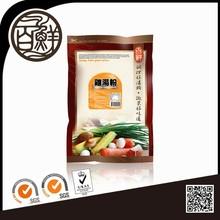 Taiwan gros poulet saveur de la soupe poudre