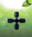 vier düse bewässerung nebel sprinkler