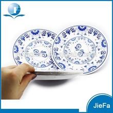 Party Decoration Customized Hot Sale Elegant Paper Plates