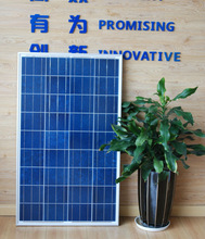 POLY PV 145W Poly 150W 115W 120W solar panels 12v Indian market led panel solar system for home and pump