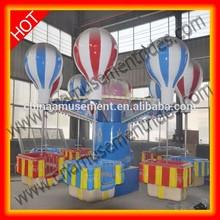 Attractive indoor amusement park rides samba balloon rides attractions