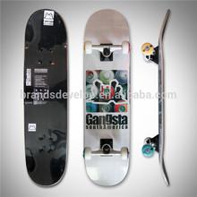 Completed skateboard, Skateboard, factory skateboard