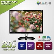 23.6 inch LEDLCD Monitor 1920*1080 1080P Full HD Desktop Computer Monitor