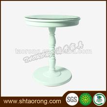 Elegant modern round dining room table furniture TA-221