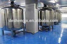 Guangzhou Desheng 1000 Liter 316 Stainless Steel Coconut Virgin Oil Storage Tank