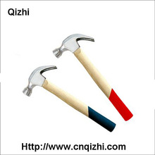 wooden handle claw hammer mini claw hammer small claw hammer