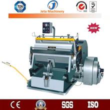 [JT-ML1200]Alibaba hot sell creasing and corrugated cardboard die cutting machine