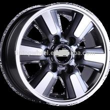 High quality replica wheels fit for TOYOTA stx 150 suv 4x4 light truck guangzhou alloy wheel