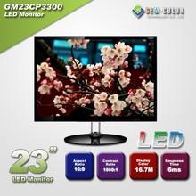 "23"" LED Monitor 1080P 1920*1080 Full HD D-Sub VGA Monitor"