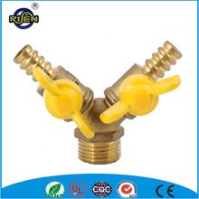 CW617n copper 3 way lpg gas regulator