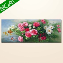 Traditional Colorful Flower Of Famous Painting Pictures