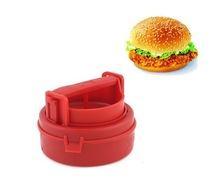 Make Stuffed burgers, plastic burger press&Newest Meat Patty Press mould Maker Good As Seen TV Shopping Product&Hamburg Maker