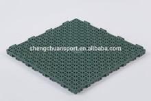 pp Plastic basketball court flooring