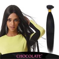 Chocolate Hair Straight Weaving Nigeria Best Selling Human Hair Extension