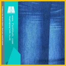 NO.724 twill cotton jean/denim fabric stock/ready bulk/running